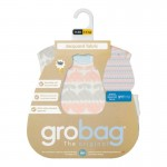 The Gro Company - Grobag Blushing Tulips Jacquard - 1.0 Tog - 18-36m