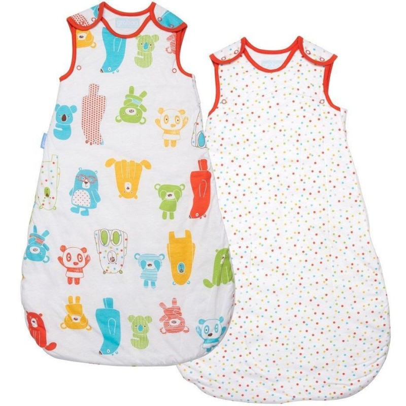 Fashion style 3.5 tog what grobag to wear for girls