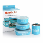 Think Thinkbaby The Complete BPA Free Feeding Set