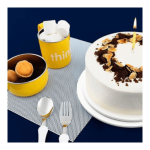 Think Thinkbaby The Complete BPA Free Feeding Set - Yellow