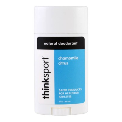Think Thinksport Deodorant Chamomile Citrus 2.9oz (85.8ml)