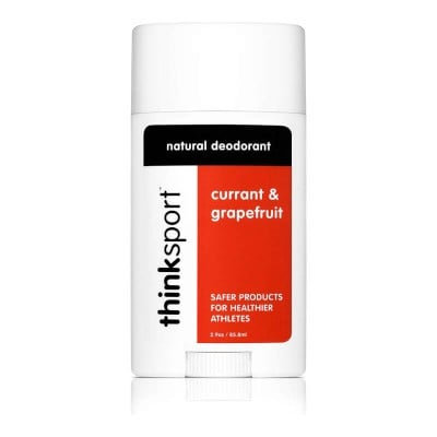 Think Thinksport Deodorant Grapefruit/Currant 2.9oz (85.8ml)