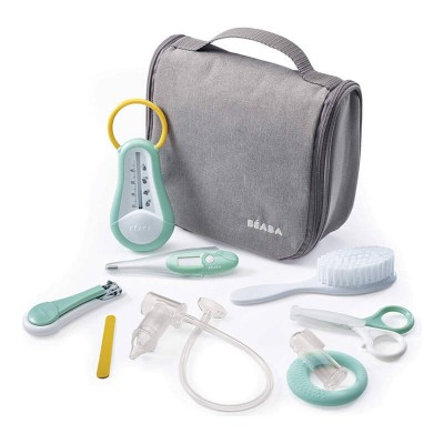 Beaba Toiletry Pouch (9 accessories included) 0m+
