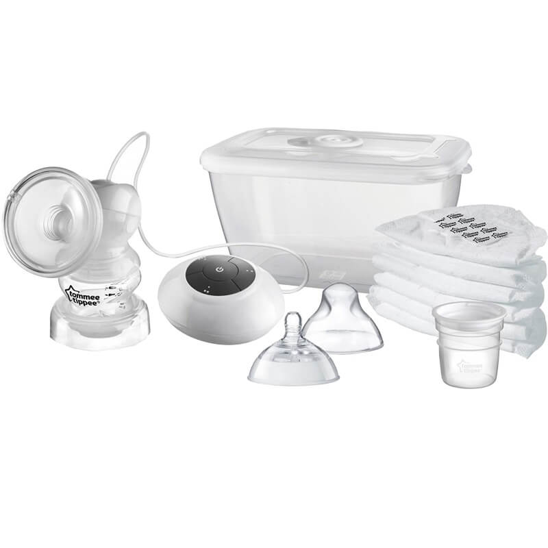 Tommee Tippee Closer To Nature Electrical Breast Pump Set-7548
