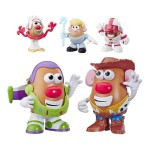 Mr Potato Head Toy Story 4 - Potato Pals