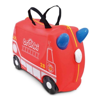 Trunki Luggage - Fire Engine (Frank)