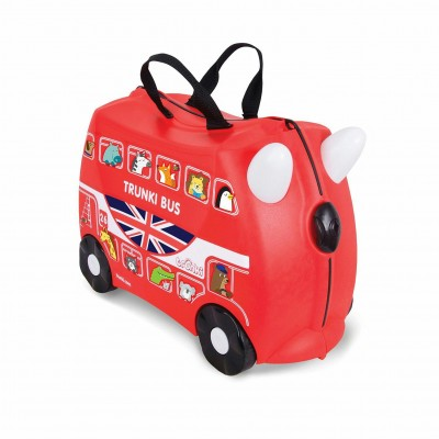 Trunki Luggage - London Bus