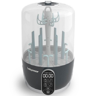 Babymoov Turbo Pure Bottle Sterilizer & Dryer