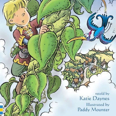Usborne First Reading Jack and the Beanstalk