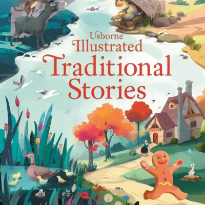 Usborne Illustrated Traditional Stories
