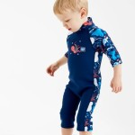 Splash About UV Sun & Sea Suit - Under the Sea