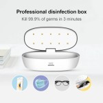59S UVC LED Sterilizer Box S1 - Oval - White