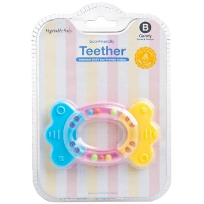 Vegetable Baby Teether - Candy