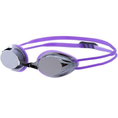 Vorgee Competition - Missile Silver Mirrored Lens - Purple (Adult)