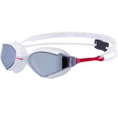 Vorgee Fitness - Terminator Mirrored Lens - White/Red (Adult)