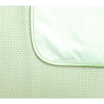 Parents League Waterproof Cool Mat for Cots 50x95cm - Green