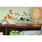 RoomMates Woodland Friends Wall Decals