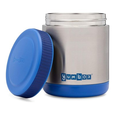 Yumbox Insulated Food Jar - Neptune Blue Zuppa