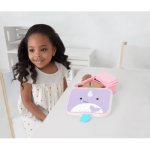 Skip Hop Zoo Little Kid Lunch Kit - Narwhale