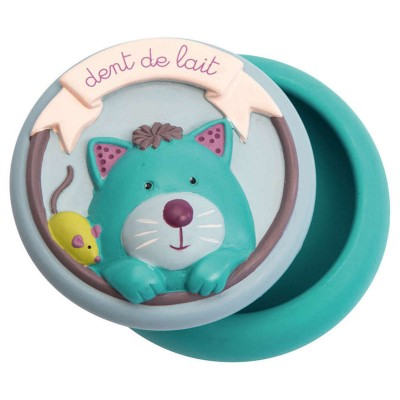 Moulin Roty Les Pachats Milk Tooth Box ø6cm