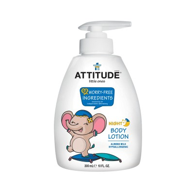 ATTITUDE Little Ones Night Body Lotion - Almond Milk 300ml