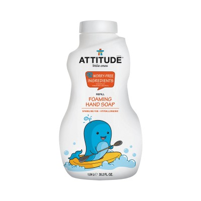ATTITUDE Little Ones Foaming Hand Soap Refill 1.04L