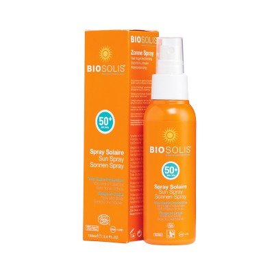 Biosolis Sun Spray SPF50 100ml