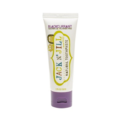 Jack N Jill Natural Toothpaste - Blackcurrant 50g