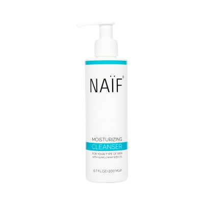 Naif Moisturizing Cleanser 200ml