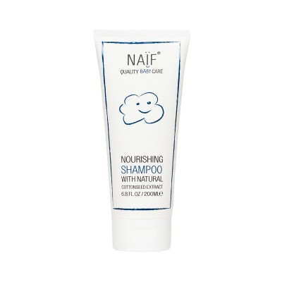 Naif Nourishing Shampoo with Natural Cottonseed Extract 200ml