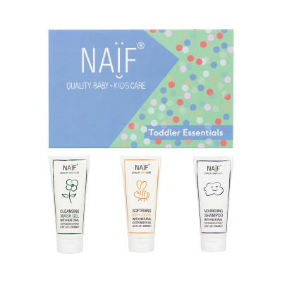 Naif The Toddler Essentials Kit 3-Pack