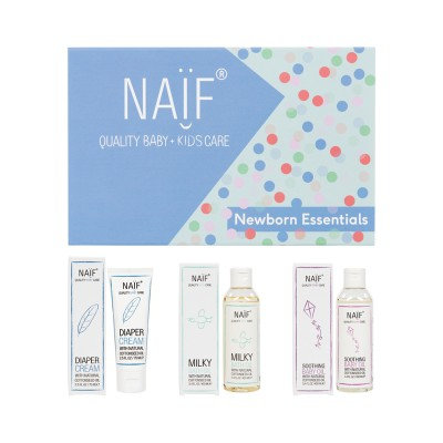 Naif The Newborn Essentials Kit 3-Pack