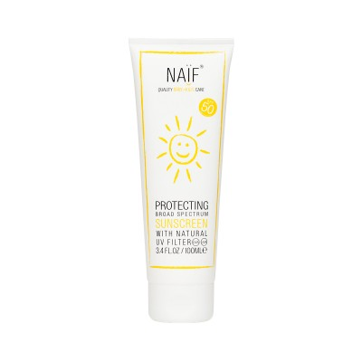 Naif Protecting Sunscreen SPF50 - 100ml