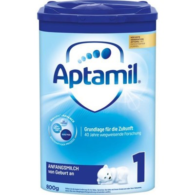 Aptamil Milupa Pronutra Stage 1 (0-6 months) - 800g