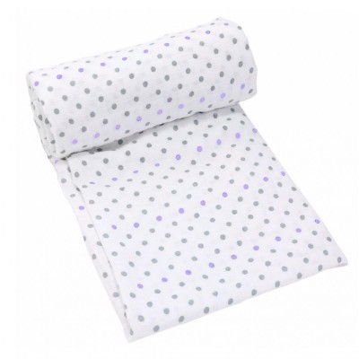 Chloe & Oli Classic Swaddle 1-Pack - Dot Party
