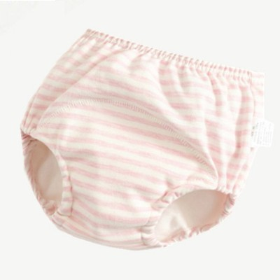 Babycentral Training Pants - Pink Stripe - M (8-11kgs)