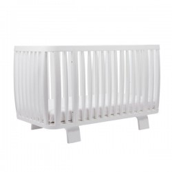 Bloom Retro Crib US Standard Size - Coconut..
