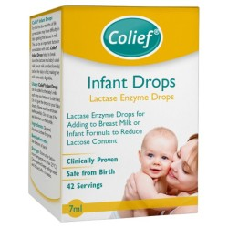 Colief Infant Drops - Lactase Enzyme Drops ..