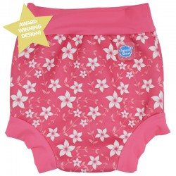 Splash About Happy Nappy - Pink Blossom