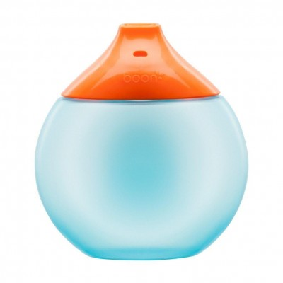 Boon Fluid Spout Sip Blue/Orange