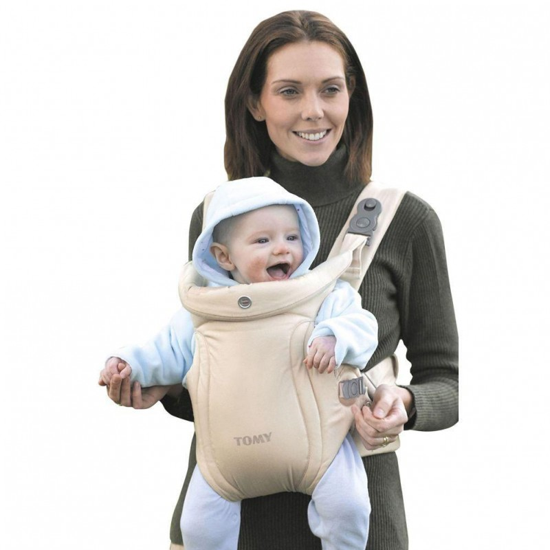 19753c704c5 The First Years Classic Baby Carrier - Tan