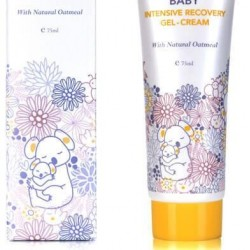AQI Baby Intensive Recovery Gel - Cream - with Natural Oatmeal 75ml