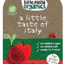 Little Pasta Organics Tomato, Beetroot &amp..