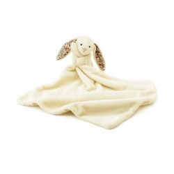 Jellycat Blossom Bashful Cream Bunny Soothe..