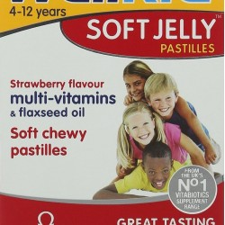 Vitabiotics Wellkid Soft Jelly