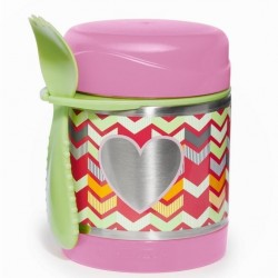 Skip Hop Forget me Not Insulated Food Jar -..
